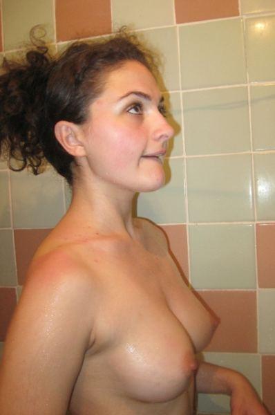 Gilf amateur wife creampie