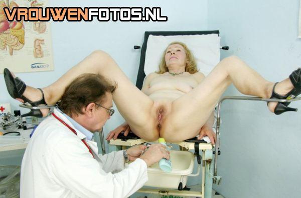фото на гинекологическом кресле киски