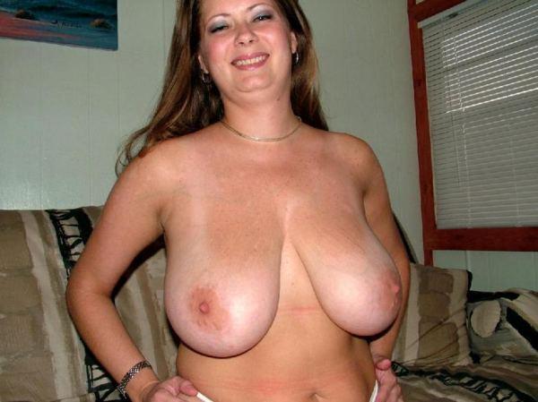 Oude vrouwen met grote borsten